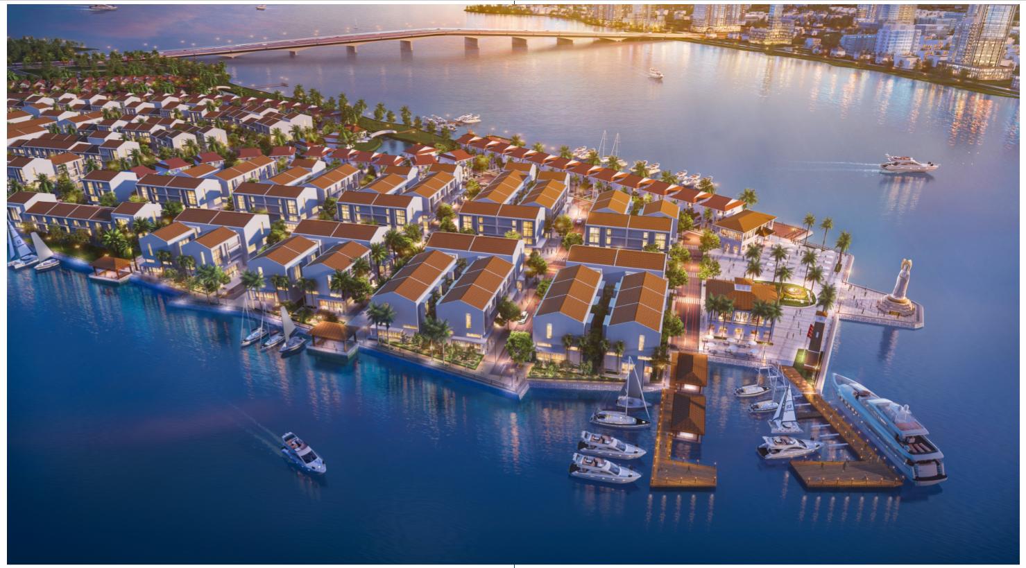 Teraland - Khu đô thị biển Marine City